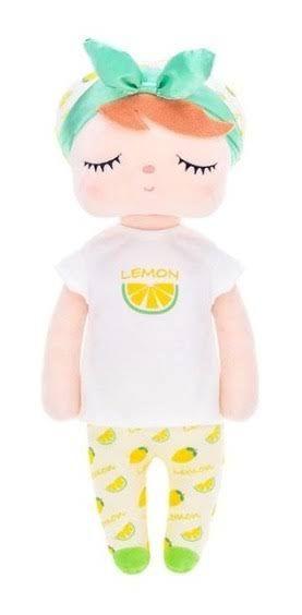 Boneca Metoo - Limão