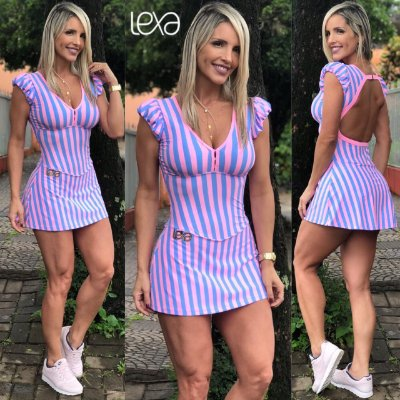 Vestido Mila 3 Candy