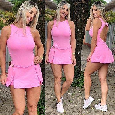 Vestido Rosa M2