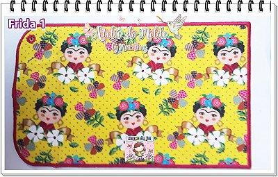 Porta Esteca de Amarrar - Frida