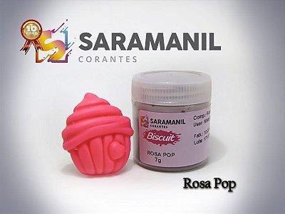 Corante em Pó Rosa Pop