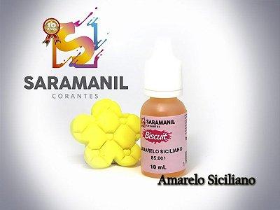 Corante Líquido Amarelo Siciliano