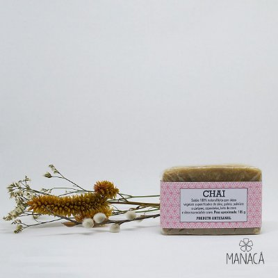 Sabão Natural - Chai