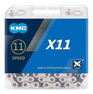 CORRENTE KMC 11V X11 PTA/PTO 118 ELOS