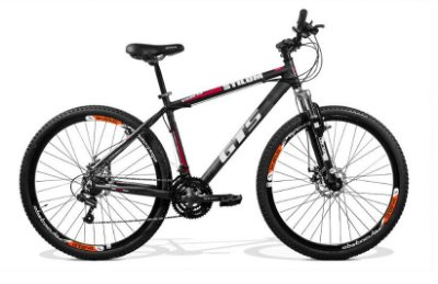 Bicicleta Stilom 21v Shimano
