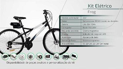 Kit Elétrico Frog
