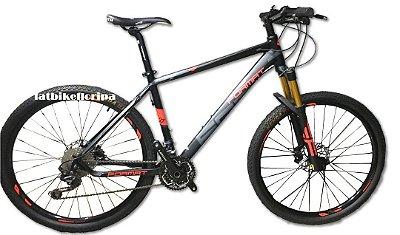 Montain Bike Format Shimano Deore