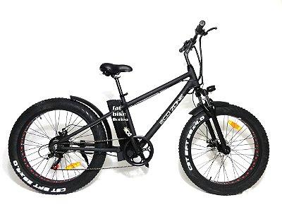 Fat Bike Elétrica Eco Zone