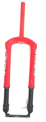 Suspensão (garfo) para Fat Bike amortecimento invertido