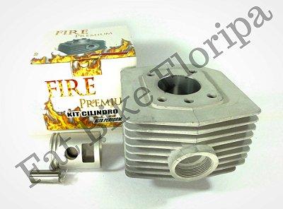 Cilindro completo 50cc fire premium KIT