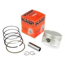 Pistão de motor 50cc com anel KMP