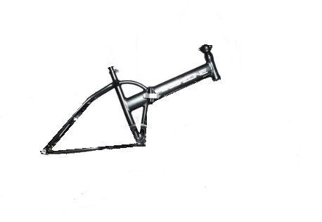 Quadro Fat Bike Elétrica Eco Zone Aro 20
