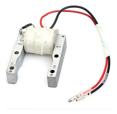 Bobina de magneto 2 fios para motor moskito bicicleta motorizada