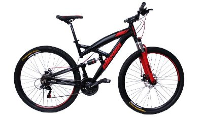 BICICLETA BUMP BREEZER FULL - ARO 29' 21 V