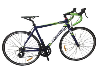 BICICLETA FORMAT SPEED SUPER LIGHT ALLOY 700