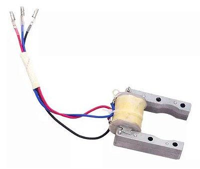 Bobina de magneto 3 fios para motor moskito bicicleta motorizada