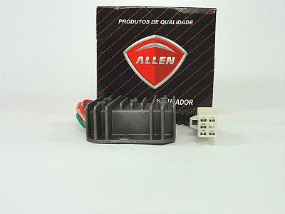 Regulador Retificador Shineray Phoenix 14 Allen