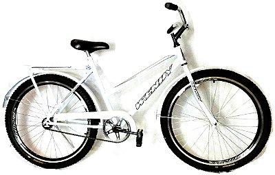 Bicicleta Wendy  com Garupa