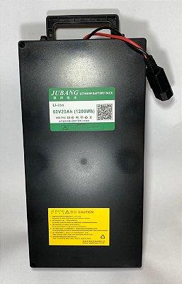 Bateria 20ah 60v scooter elétrica