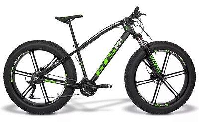 Fat Bike GTSM1Aro de Magnésio