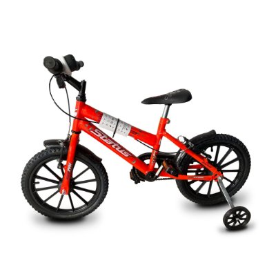 Bicicleta Infantil Status