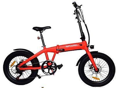 Bicicleta Elétrica Dobrável SPARK 01