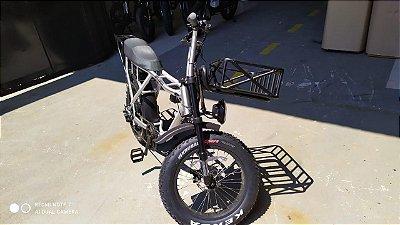 Kit Acessórios cestas Superbike