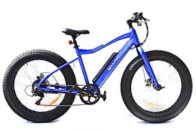 Fat bike Elétrica Spark Rhino