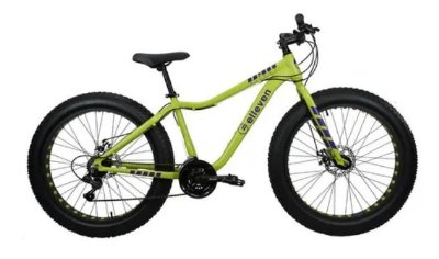 Fat Bike Aliens K7 11v Freio Hidraulico VELOFORCE