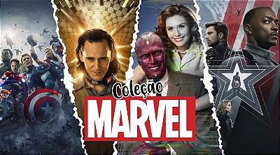 Mini Banner Marvel
