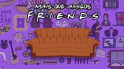 Mini Banner Friends