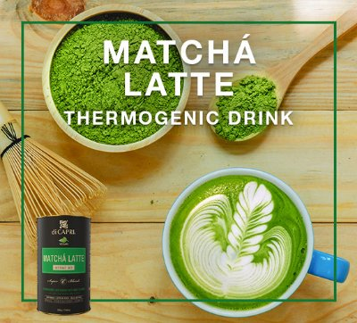 Home - Matcha Latte