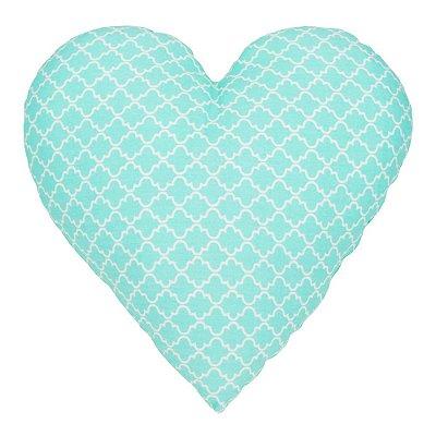 Almofada Pet Coração - Imperial Tifany
