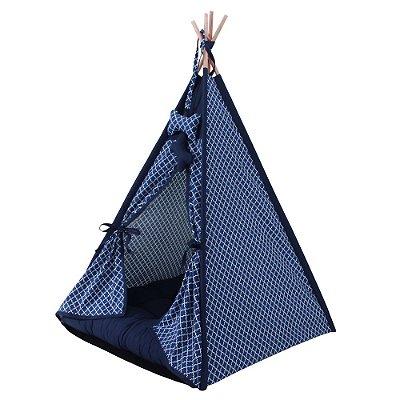 Cabana Camping Pet - Imperial Marinho - Tam Único