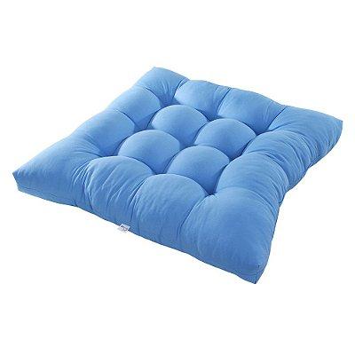 Almofadão Futon Pet - Azul - Tam Único