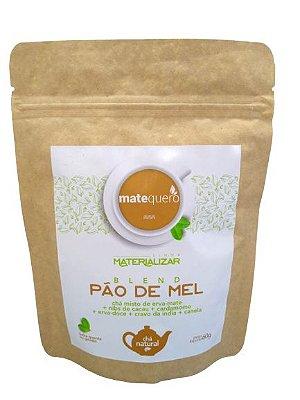CHÁ PÃO DE MEL 60g - LINHA MATERIALIZAR