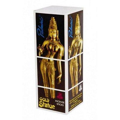 Incenso Gold Statue Padmini 1 caixa c/ 8 Varetas