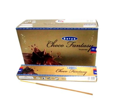 Incenso Massala Satya Choco Fantasy 1 Caixa 15g