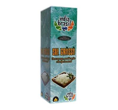 Incenso Premium SAL GROSSO Kit 5 Caixas Fechadas 1000 Varetas