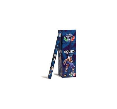 Incenso Premium ORIXÁ OGUM Kit 5 Caixas Fechadas 1000 Varetas