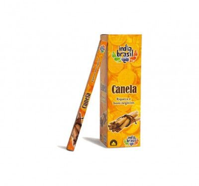 Incenso Premium CANELA Kit 5 Caixas Fechadas 1000 Varetas