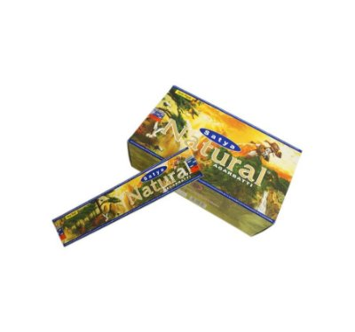 Incenso Massala Satya Natural Agarbatti 24 Caixas 360g