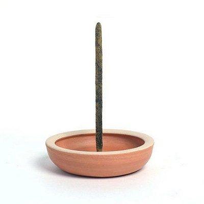 Incensário Porta Incenso Carcará - Cerâmica