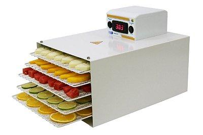 Desidratador de alimentos residencial Pratic Dryer  Digital M042-D