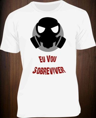 Camiseta do Sobrevivente
