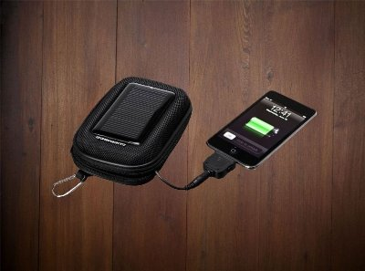 Carregador Solar Guepardo Pocket