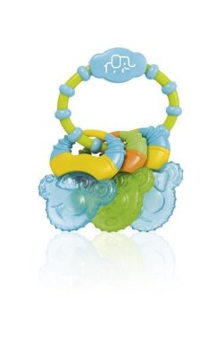 Mordedor com Gel Cool Rings - Azul