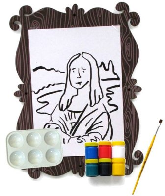 Kit Gênios da Pintura