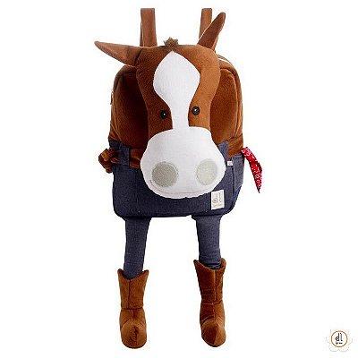 Mochila Infantil Cavalo