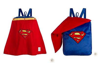 Mochila Faz de Conta - Super Homem com capa